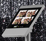 ipad stand photo booth hire option