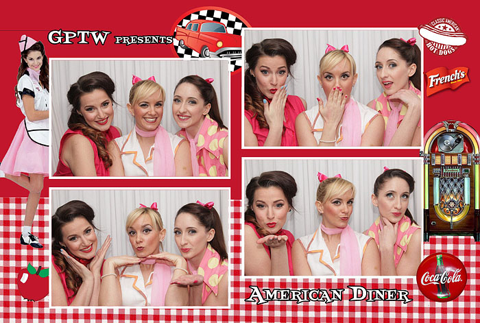 Photo Booth event theme
