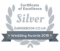 Bridebook Silver Awards 2018